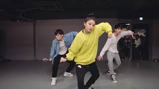 Khalid   Better, Yoojung Lee Choreography (mirrored)