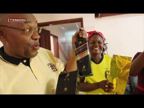 Raphael Magyezi ayogedde lwaki tajja kwesimbawo
