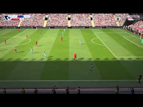 FIFA 15 Demo - Liverpool vs Manchester City | PS4 HD Gameplay - No Commentary