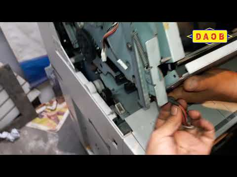 copiadora de plano ricoh aficio w240      DAOB