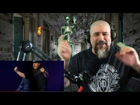 Metal Biker Dude Reacts - Luke Combs, Brooks & Dunn - 1, 2 Many REACTION