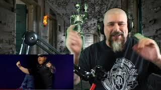 Metal Biker Dude Reacts   Luke Combs, Brooks & Dunn   1, 2 Many REACTION