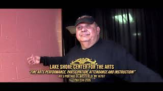"DISC 270 - ""Lake Shore Center for the Arts"", Westfield, NY"