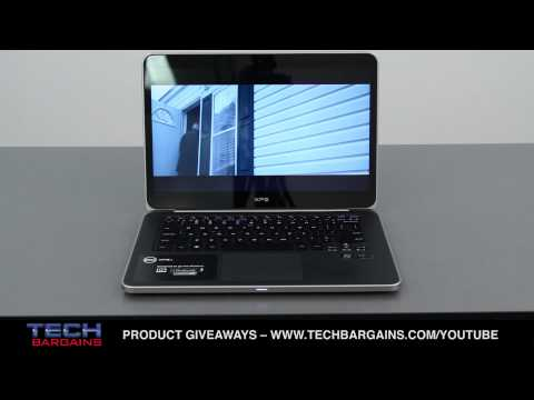 Dell XPS 14 Ultrabook Video Review (HD)