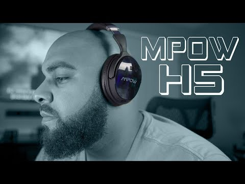 58822bb1378 Wow these might be the best bluetooth headphones for the money mpow h5 ·  Cowin e8 active noise canceling headphones