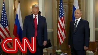 Trump on Putin: I'm not keeping anything under wraps