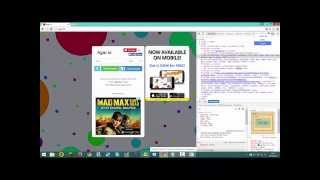 How to make a Private Server in Agario + Commands (easy)