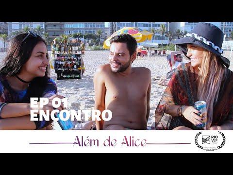Além de Alice - SO1E1 - O Encontro  | Websérie LGBT