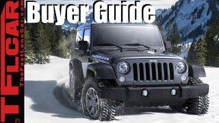 2007-2017 Jeep Wrangler JK Comprehensive Buyer