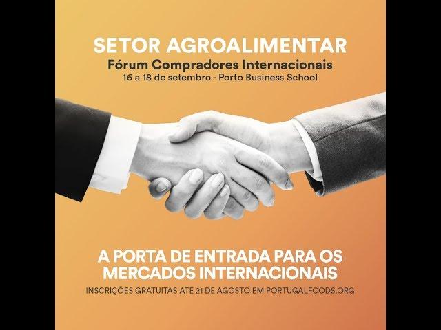 Reportagem – 2º Fórum Compradores Internacionais