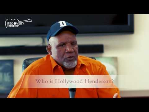 """Recovery Unplugged Up-Close with Thomas """"Hollywood"""" Henderson"""