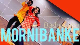 Gambar cover MORNI BANKE/ BADHAI HO/WEDDING DANCE/ GURU RANDHAWA/ NEHA KAKKAR/ BOLLYWOOD/ BHANGRA/