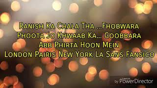 Dard E Disco Lyrics- Om Shanti Om - YouTube