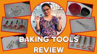 Baking Equipment Review
