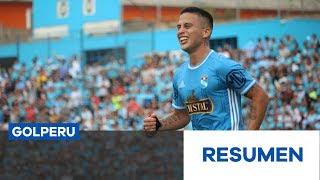 Resumen: Sporting Cristal vs. Independiente del Valle (2-2)