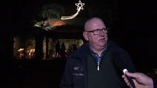 Opening Kerststal Kaatsheuvel - Langstraat TV