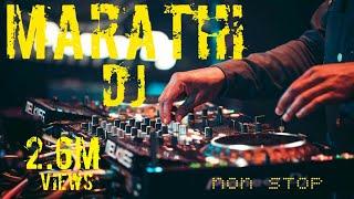 NEW MARATHI DJ MIX SONG || 2019 || NONSTOP {G-mix}@UniQue sharma.G