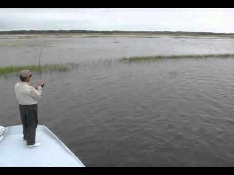 Wes High Tide Redfish 1