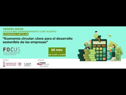 Economía circular: Clave para el desarrollo sostenible de las empresas[;;;][;;;]