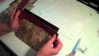 How To Cover A Composition Book
