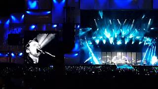 Muse Rock in rio 2018 4k HDR PART 2 in S9 PLUS