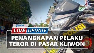 LIVE UPDATE: Polisi Tangkap Pelaku Penyerangan Acara Pernikahan di Mertodranan Pasar Kliwon