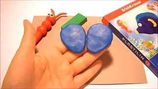 """Пластилин классический ERICH KRAUSE """"Artberry"""", 12 цветов, 216 г, со стеком, картонная упаковка, 41763"""