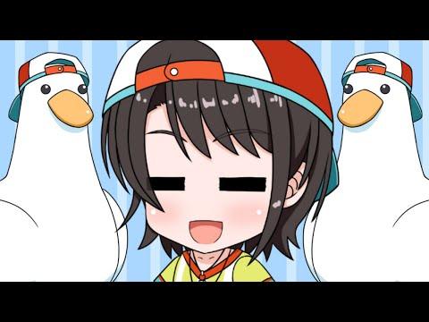 【切り抜き漫画】アイドルか? アヒルか?(大空スバル)