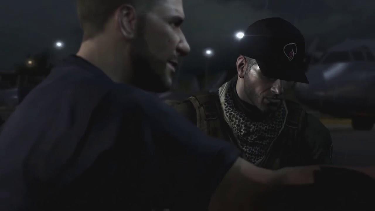 Splinter Cell: Blacklist - Brazilian Portuguese Dubbing Sample