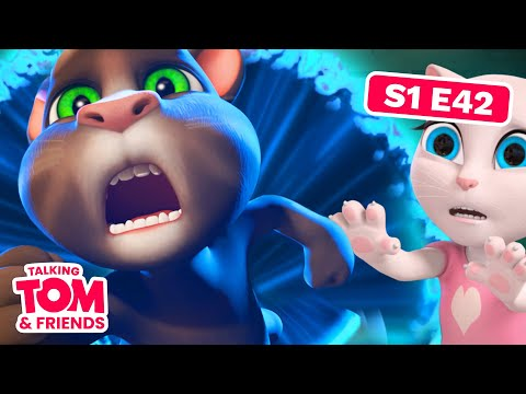 Talking Tom and Friends - Parallel Universe (Season 1 Episode 42)