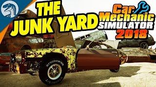 car mechanic simulator 2018 gameplay - मुफ्त