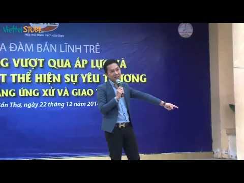 Giải quyết mâu thuẫn - Thầy Nguyễn Hoàng Khắc Hiếu tại Cần Thơ