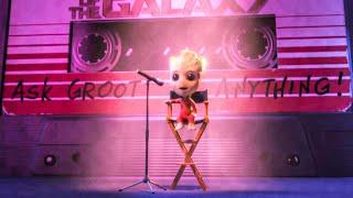 Baby Groot Scene - WRECK-IT RALPH 2 (2018) Movie Clip