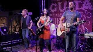 "The Farm ""Sweet Sweet Sunshine"" - NAMM 2013 with Taylor Guitars"