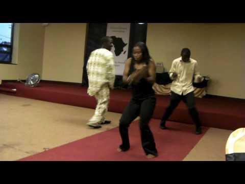 Shayo Bigiano Dance Off