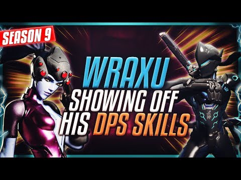 WRAXU Playing His FINAL PLACEMENT With WIDOWMAKER (SR Pls?!) [S11