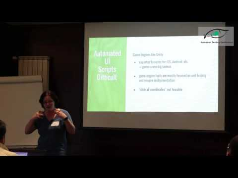 Ru Cindrea: Dealing with Device Fragmentation in Mobile Games Testing