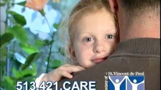 preview picture of video 'St. Vincent de Paul-Cincinnati Holiday 2010 Donation Promo'