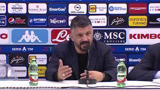 Napoli-Torino 2-1, Gattuso: