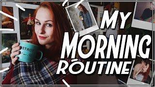 МОЁ УТРО || MY MORNING ROUTINE 2017