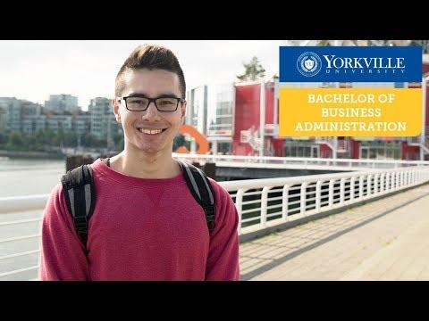 Dyllan Hancott | BBA Student