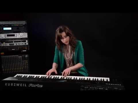 Kurzweil Forte - Hannah Holbrook performs