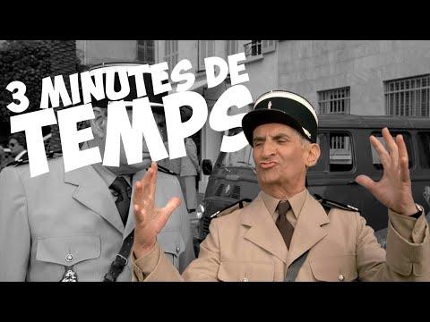 Une brève histoire du temps avec Louis de Funès !