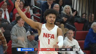 Highlights: NFA 74, Waterford 53