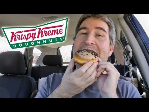 Krispy Kreme Java Chip Doughnut REVIEW – Limited Time!