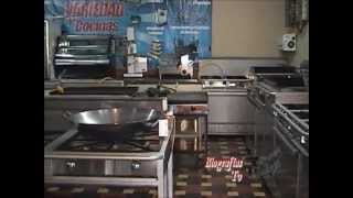 preview picture of video 'utensilios de cocina y maquinaria industrial en Managua IMISA.wmv'