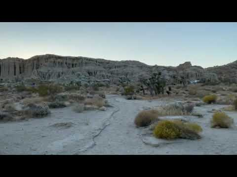 Video Of Ricardo Campground - Red Rock Canyon State Park, CA