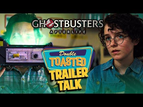 GHOSTBUSTERS AFTERLIFE | IS THIS JUST ANOTHER 'TREND' MOVIE? - Double Toasted