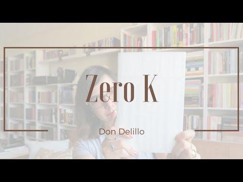 [Ficção] Zero K - Don Delillo | Mari Dal Chico