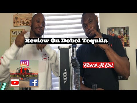 Dobel Diamante Tequila Review